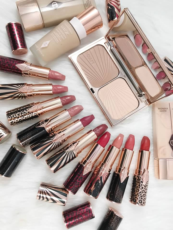Charlotte Tilbury Hot Lips 2: Lipsticks with a cause!