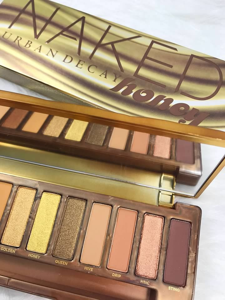 Naked Honey Palette