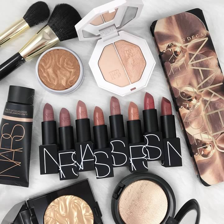 MUST HAVE NUDES FROM NARS COSMETICS
