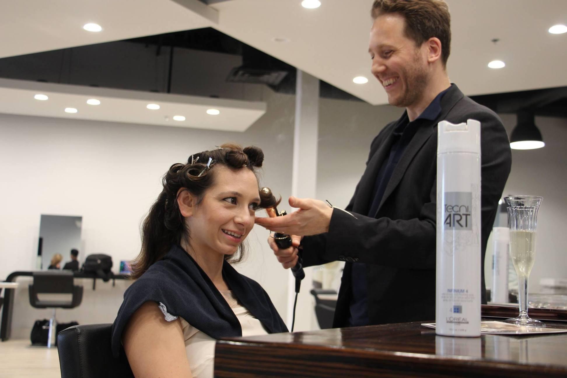 Gioia Hairdressing Hair Salon in Dallas Tx