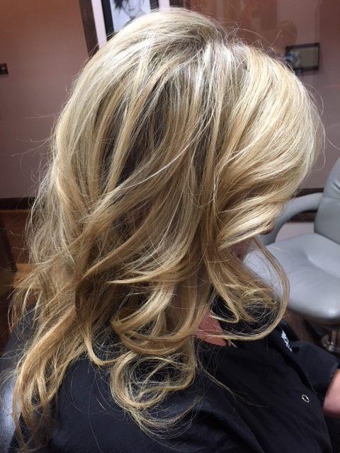 Julie Woodard Hair Salon in Plano Tx