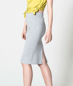 Cheap Monday Chain pencil skirt