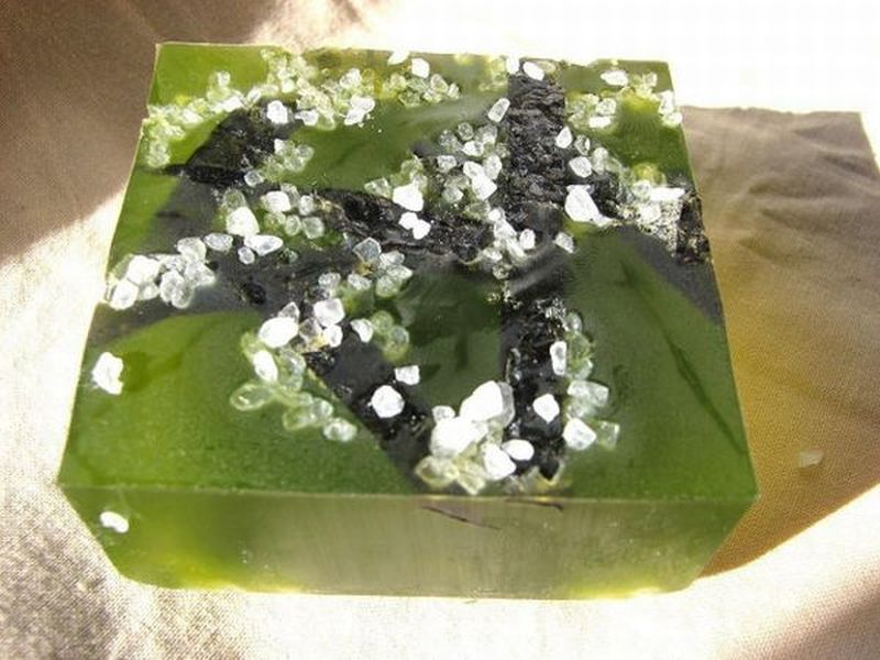 By the Sea, Sea Salt Kelp Handmade Soap