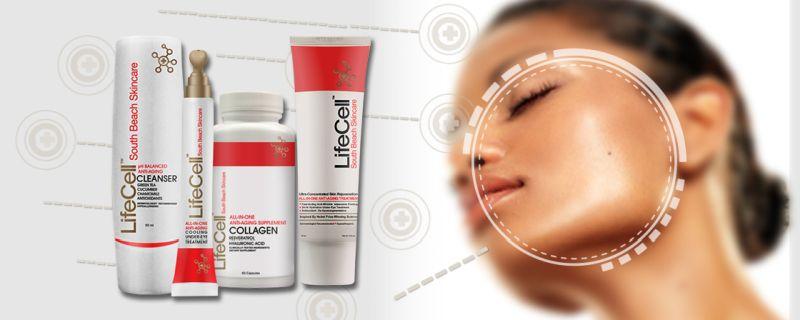 Life Cell anti aging eye cream