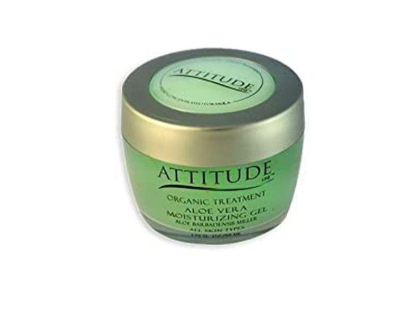 Attitude organic aloe vera moisturizer