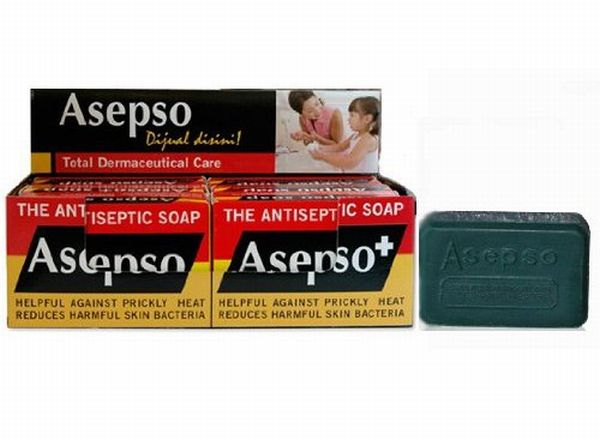 Asepso Antibacterial Agent Soap