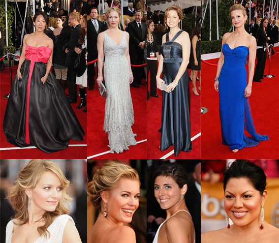 Famous Celebs flaunting the red carpet look