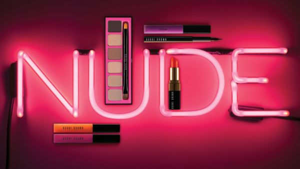 January 2012 Bobbi Brown Neons & Nudes