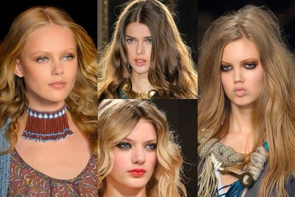 Look trendy with 7 Runway inspired hair trends