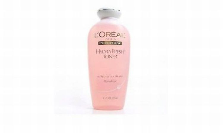 L'Oreal Dermo-Expertise Hydrafresh Toner Facial Astringents
