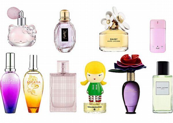 Night perfumes