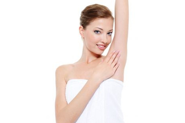 Remedies for underarm itch