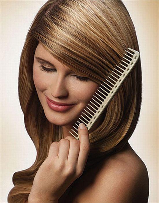 Repairing Damaged hair at home