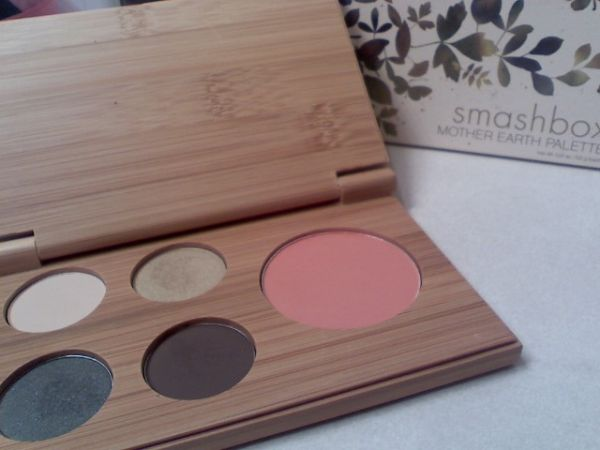 Smashbox Cosmetics Mother Earth Palette