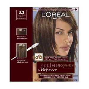 Chocolate brown hair color 10 best handpicked for you beauty at home dual system coloring kit that combines in just one box permanent base color with harmonizing highlights it will surely cover 100 gray hair and solutioingenieria Image collections