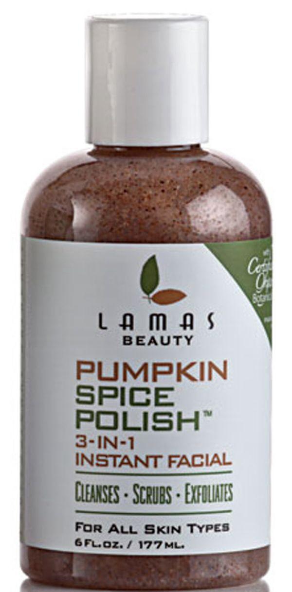 the-pumpkin-spice-polish-by-lamas-beauty Pumpkin beauty product