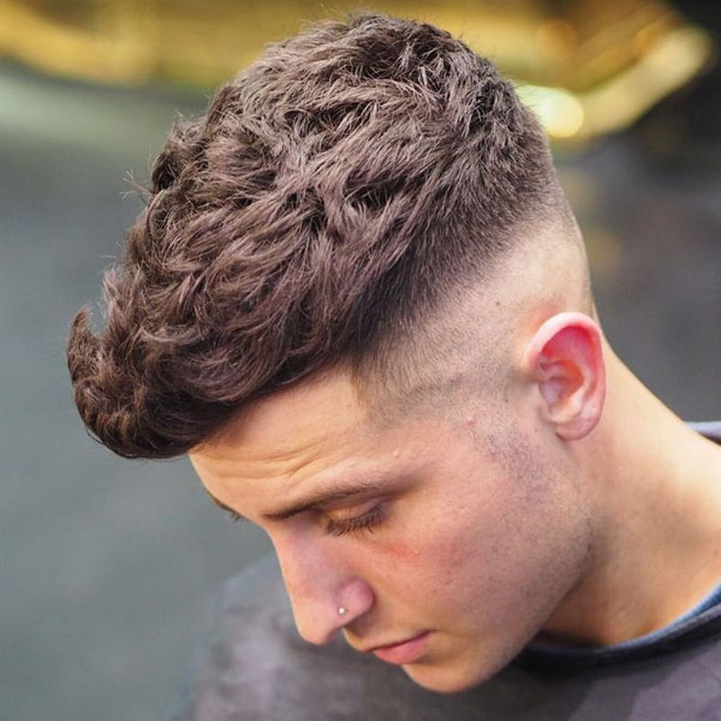 Top Stylish Mens Haircut Styles Of 2017