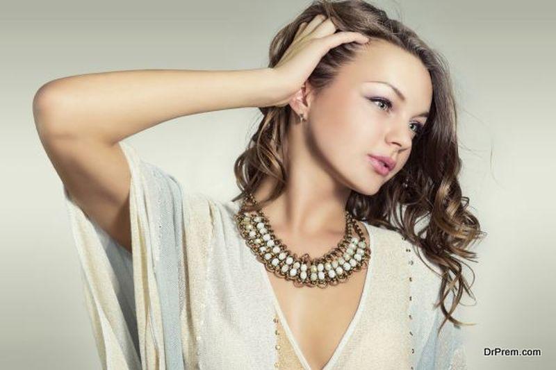 purchasing jewelry