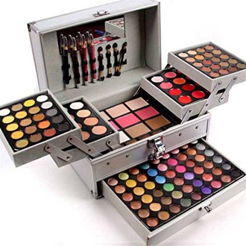 Pure Vie Professional, Makeup Gift Set All In One Makeup Kit