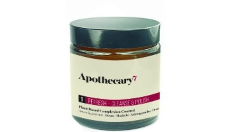 Apothecary7 manufacture herbal cosmetics