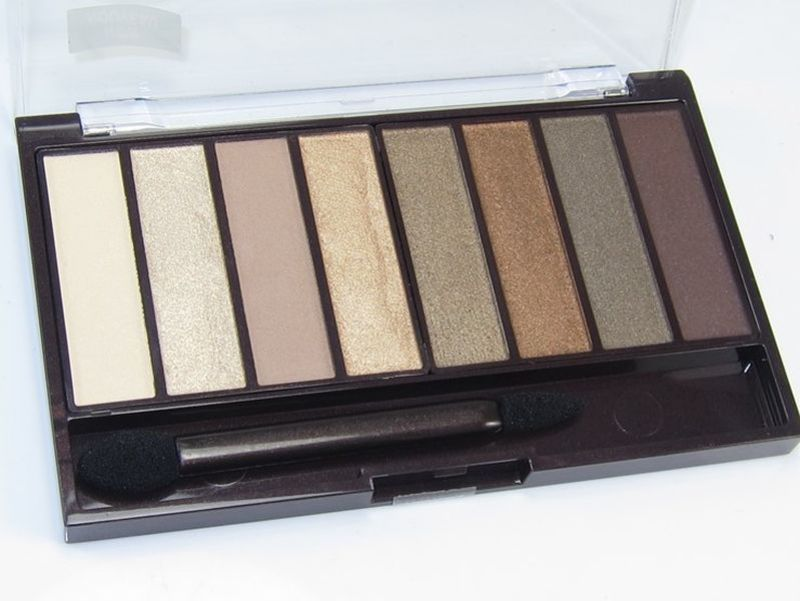 Covergirl's True Naked Eyeshadow palette