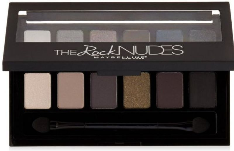 The Rock Nudes Palette by Meybelline