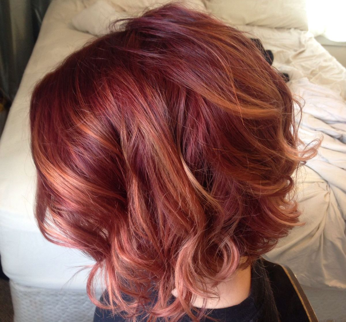 Balayage Hair 15 Beautiful Highlights For Blonde Red