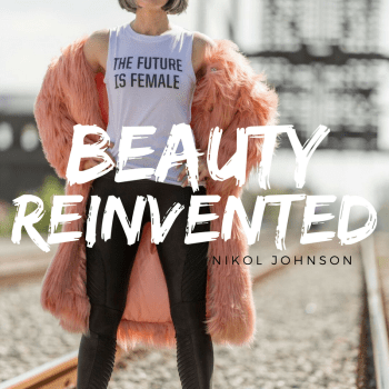 Welcome To Beauty Reinvented With Gray Hair By Nikol Johnson