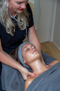 Beauty salon Marit behandeling 2