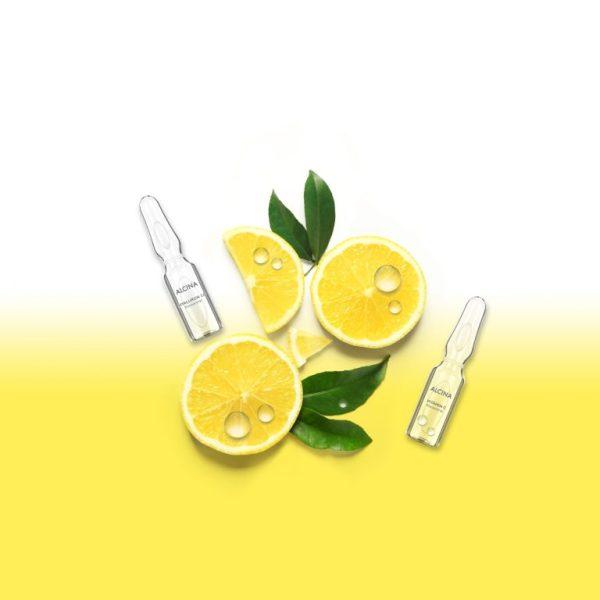 Alcina ampullen kuur vitamine c hyaluron