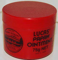 Lucas' Pawpaw Ointment