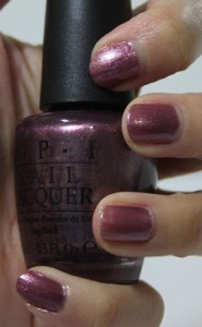 OPI Meet me on the Star Ferry