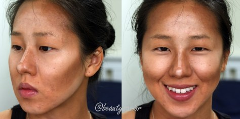 Excessive Contouring Before Blending