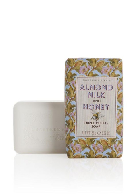 Acqua e sapone Almond Milk and Honey di Crabtree & Evelyn