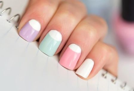 manicure-french