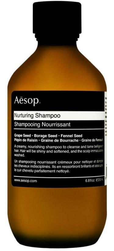 beauty-routine-Giuseppe-Torrisi-aesop-hair-nuturing-shampoo
