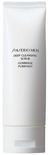 beauty-routine-lorenzo-marini-Shiseido-Shiseido_Men-Deep_Cleansing_Scrub