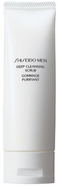 beauty-routine-lorenzo-marini-Shiseido-Shiseido_Men-Deep_Cleansing_Scrub