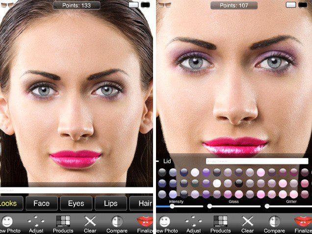 Beauty-app- Modiface-MakeUp
