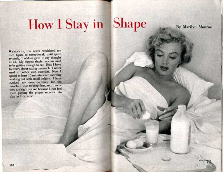 Marilyn-Monroe-beauty-routine-1