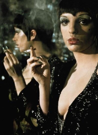 make-up-film-LIZA-MINELLI-CABARET