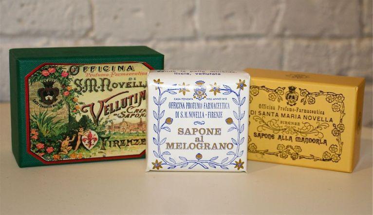 Beauty-routine-Bartolomeo- Mereu-saponi-santa-maria-novella