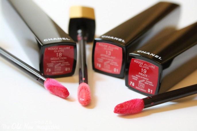 Beauty-routine-Tiziana-Perotti-gloss-chanel