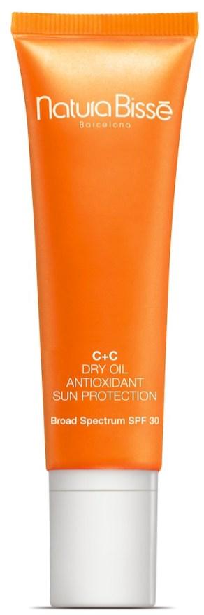 sole-natura-bisse-C+C DRY OIL ANTIOXIDANT SUN PROTECTION 100ml