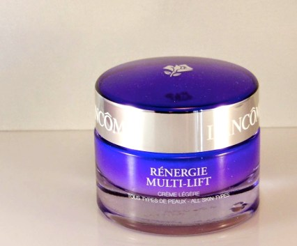 beauty-routine-silvia-agostini-Lancome Renergie Multi-Lift Day Cream (3)