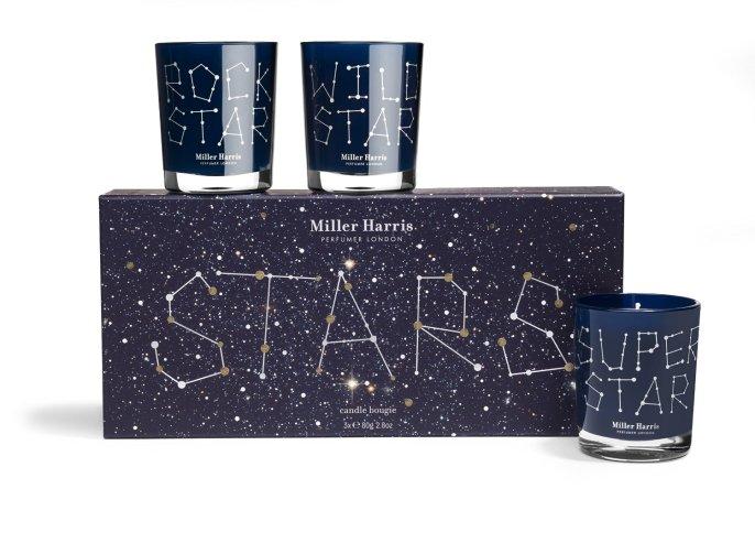 Natale-candele-Miller-Harris-stars-collection