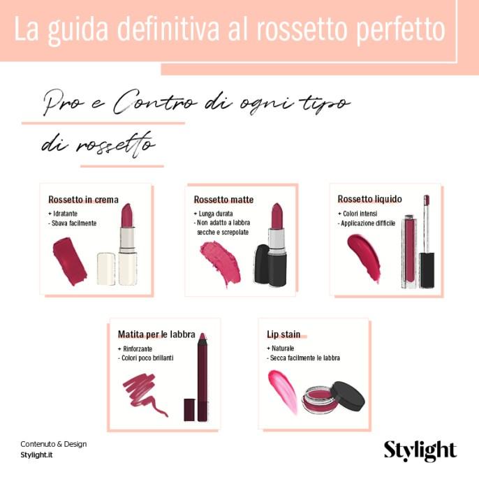 Guida al rossetto - Slide 2 - Stylight