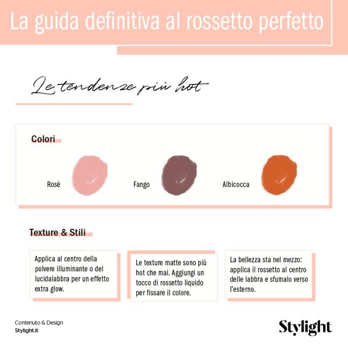Guida al rossetto - Slide 4 - Stylight