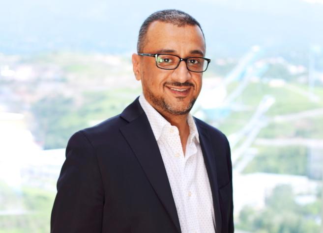 Ali Aljaberi portrait