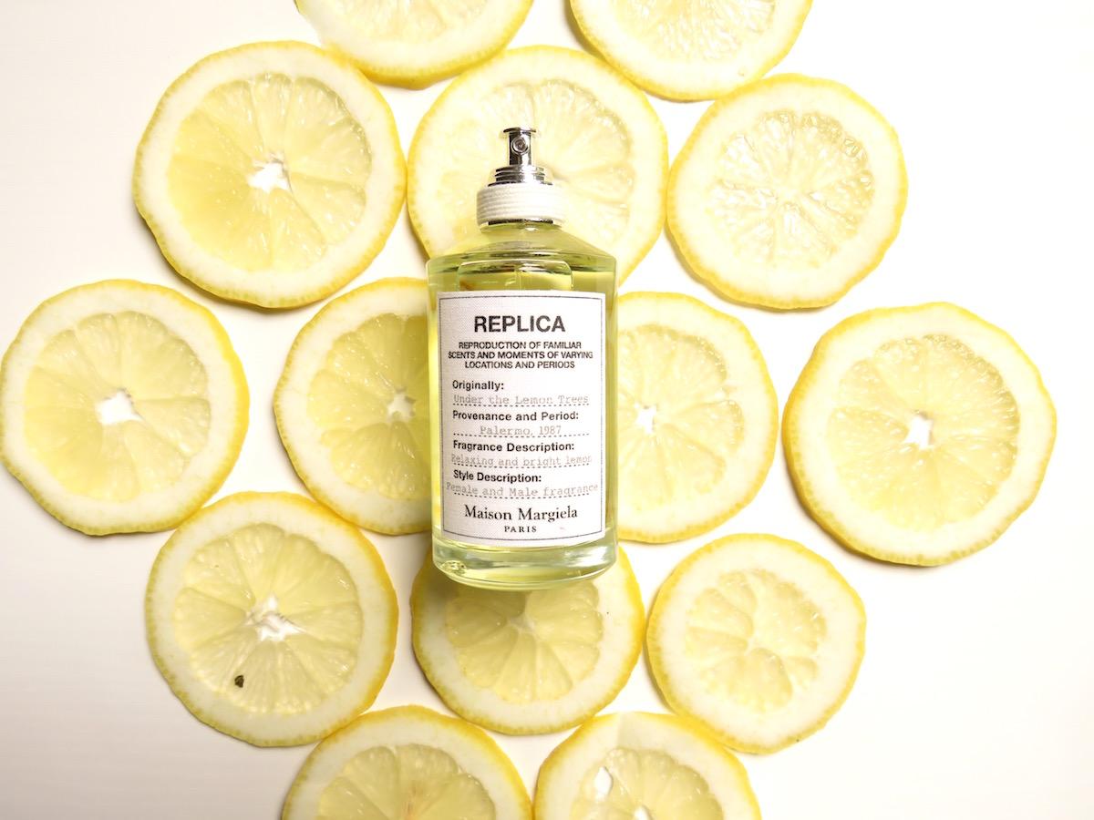 best loved 32c93 39a7c Under The Lemon Trees, Replica Maison Margiela: variazioni ...